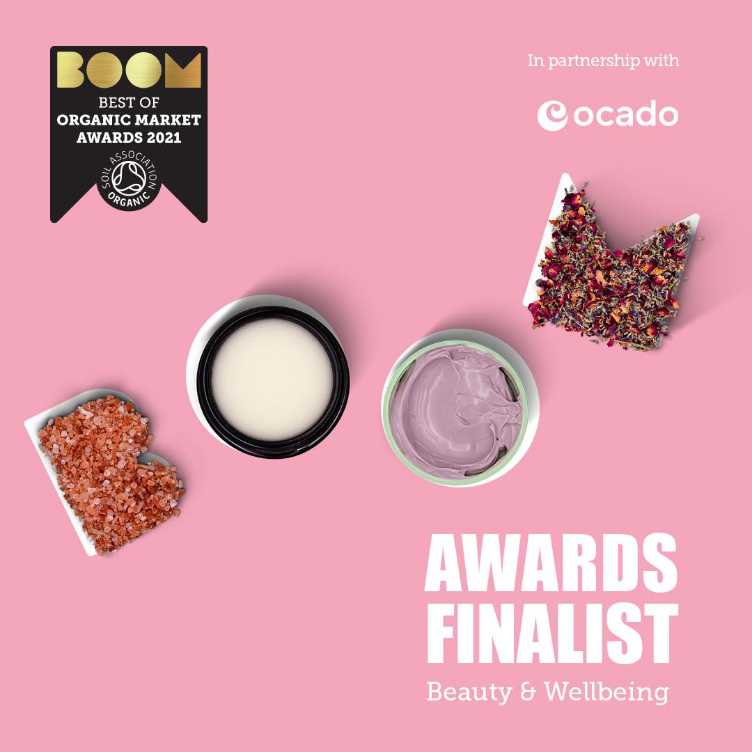 BOOM Organic Market Awards 2021 - Finalist