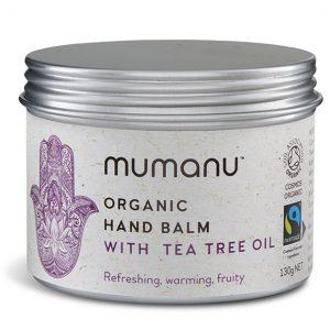 Mumanu Organic Hand Cream
