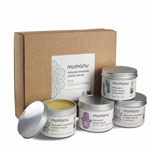 Mumanu Organic Spa Collection With Fairtrade Ingredients